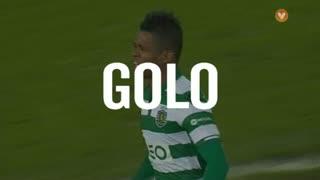 GOLO! Sporting CP, Heldon aos 5', Vitória SC 0-1 Sporting CP