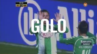 GOLO! Vitória FC, Hyun-Jun Suk aos 5', Vitória FC 1-0 Boavista FC
