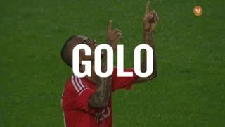 GOLO! SL Benfica, Talisca aos 41', SL Benfica 1-0 Vitória FC