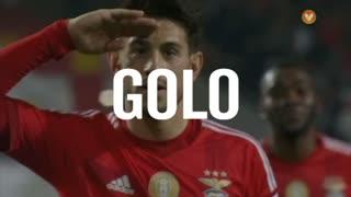 GOLO! SL Benfica, Pizzi aos 45', SL Benfica 2-0 Vitória FC