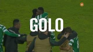 GOLO! Sporting CP, Ousmane Dramé aos 92', Vitória SC 0-2 Sporting CP