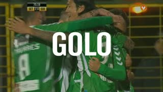 GOLO! Vitória FC, D. Pelkas aos 76', Vitória FC 2-0 Vitória SC