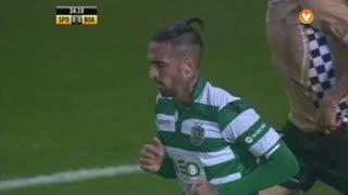 Boavista FC, Jogada, J. Montenegro aos 34'