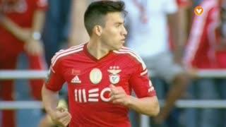 SL Benfica, Jogada, Gaitán aos 5'