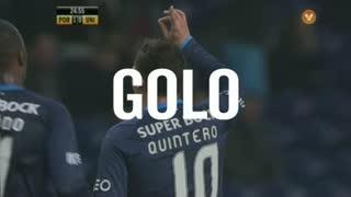 FC Porto, Quintero aos 25', FC Porto 1-0 U. Madeira