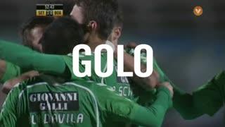 GOLO! Vitória FC, João Schmidt aos 53', Vitória FC 3-0 Boavista FC