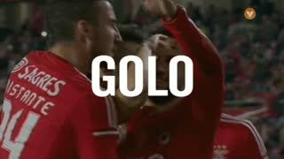GOLO! SL Benfica, Pizzi aos 30', SL Benfica 1-0 FC Arouca