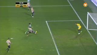 Sporting CP, Jogada, R. Gauld aos 54'