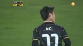 Boavista FC, Jogada, Shihao Wei aos 91'