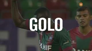 GOLO! Marítimo M., M. Marega aos 45', Marítimo M. 2-1 FC Porto
