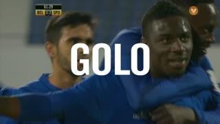 GOLO! Belenenses, Camará aos 61', Belenenses 3-2 Sporting CP