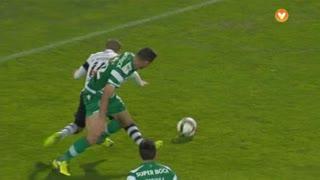 Vitória SC, Jogada, André André aos 6'