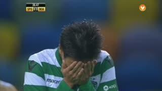 Sporting CP, Jogada, Tanaka aos 37'