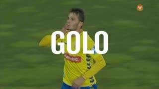 GOLO! Estoril Praia, Kléber aos 14', Estoril Praia 1-0 Gil Vicente FC