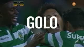 GOLO! Sporting CP, Tanaka aos 74', Sporting CP 1-0 Boavista FC