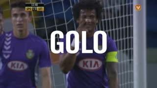 GOLO! Sporting CP, Ney Santos (p.b.) aos 13', Sporting CP 1-0 Vitória FC