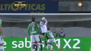 Vitória FC, Jogada, Advíncula aos 56'