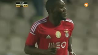 SL Benfica, Jogada, Ola John aos 11'