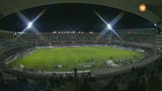 Taça da Liga (Fase 3 - Jornada 1): Resumo Vitória SC 0-2 Sporting CP