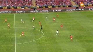 GOLO! Marítimo M., João Diogo aos 56', SL Benfica 1-1 Marítimo M.