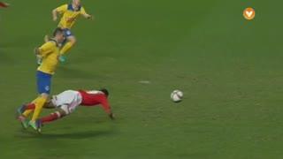 SL Benfica, Jogada, Derley aos 65'