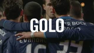 GOLO! FC Porto, Evandro aos 25', SC Braga 0-1 FC Porto