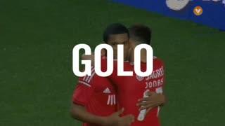 GOLO! SL Benfica, Jonas aos 84', SL Benfica 4-0 FC Arouca