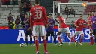 SL Benfica, Jogada, Talisca aos 92'