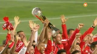 Taça da Liga (Final): Resumo SL Benfica 2-1 Marítimo M.