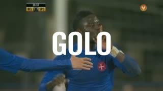 GOLO! Belenenses, Camará aos 38', Belenenses 1-2 Sporting CP