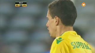 Sporting CP, Jogada, Wallyson Mallmann aos 26'