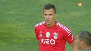 SL Benfica, Jogada, Lima aos 8'