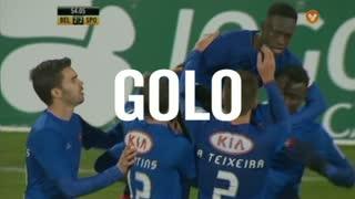 GOLO! Belenenses, Dálcio aos 54', Belenenses 2-2 Sporting CP