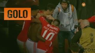 GOLO! SL Benfica, Ola John aos 80', SL Benfica 2-1 Marítimo M.