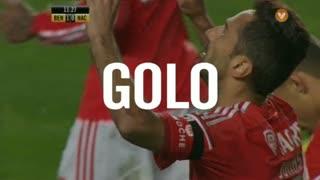 GOLO! SL Benfica, Jonas aos 11', SL Benfica 1-0 CD Nacional