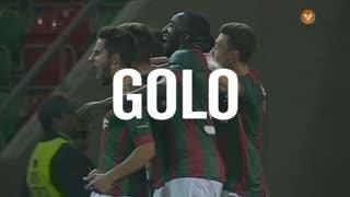 GOLO! Marítimo M., Bruno Gallo aos 37', Marítimo M. 1-1 FC Porto