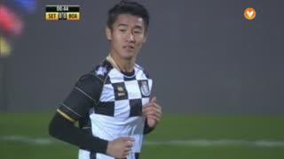 Boavista FC, Jogada, C. Pouga aos 2'