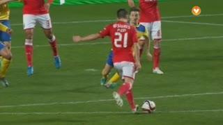 SL Benfica, Jogada, Pizzi aos 34'