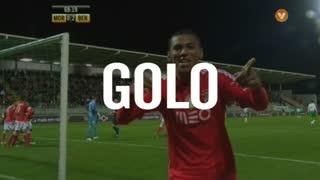 GOLO! SL Benfica, André Marques (p.b.) aos 69', Moreirense FC 0-2 SL Benfica