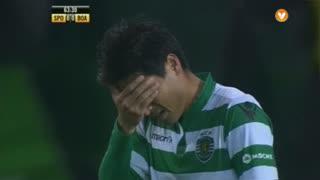 Sporting CP, Jogada, Tanaka aos 64'