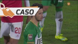 Rio Ave FC, Caso, Nélson Monte aos 55'
