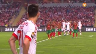 GOLO! SL Benfica, Jardel aos 90', Marítimo M. 2-5 SL Benfica