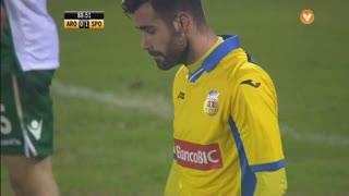 FC Arouca, Jogada, Roberto aos 89'