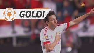 GOLO! SL Benfica, Gaitán aos 76', Marítimo M. 1-4 SL Benfica