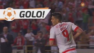 GOLO! SL Benfica, R. Jiménez aos 90'+3', Marítimo M. 2-6 SL Benfica