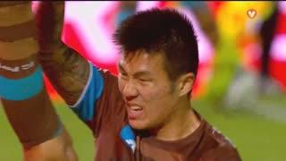 FC Porto, Jogada, Hyun-Jun Suk aos 90'+1'