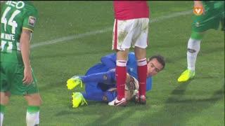 SC Braga, Jogada, Luiz Carlos aos 47'