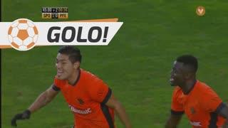 GOLO! FC P.Ferreira, Christian aos 45'+1', Sporting CP 1-1 FC P.Ferreira