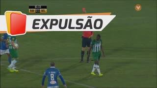 Rio Ave FC, Expulsão, Wakaso aos 80'