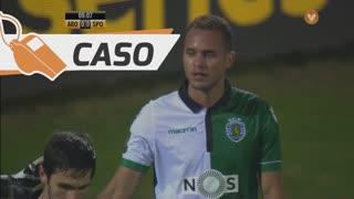 FC Arouca, Caso, Karl aos 10'